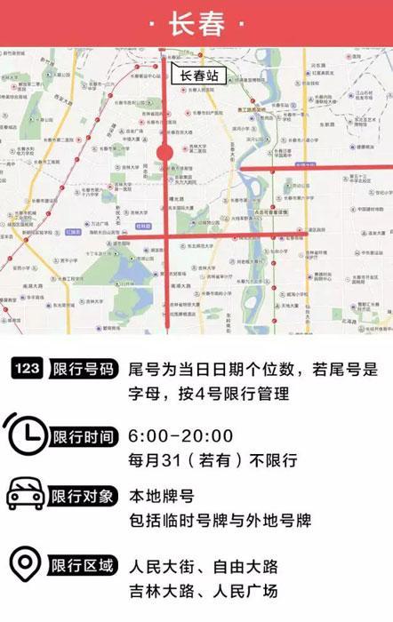 国庆节开车请注意!这7个城市限行最奇葩,处罚款交哭你【呈贡大学城驾校】(图3)