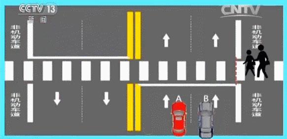 央视解说—遇到斑马线车到底该怎么开? 【呈贡中山驾校】(图3)