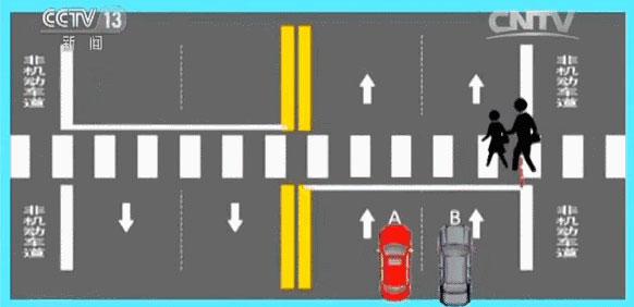 央视解说—遇到斑马线车到底该怎么开? 【呈贡中山驾校】(图4)