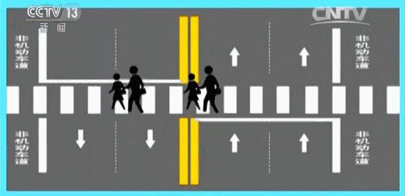 央视解说—遇到斑马线车到底该怎么开? 【呈贡中山驾校】(图7)