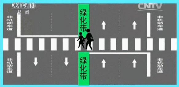 央视解说—遇到斑马线车到底该怎么开? 【呈贡中山驾校】(图8)