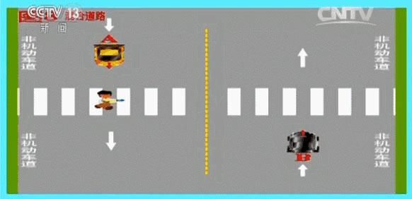 央视解说—遇到斑马线车到底该怎么开? 【呈贡中山驾校】(图9)